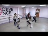 Girly hip-hop. Choreo by Malova Ksenia