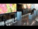 Выставка каслинского литья на ЧМК