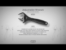 Manufacturing Process Series. Adjustable Wrench