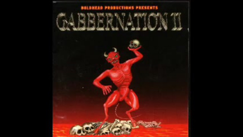 GABBER NATION 2 (II) [FULL ALBUM MIN] IT´S A HELL OUT THERE 1995 HD HQ HIGH QUAL