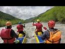 Грузия Сплав по реке Риони 2017 экипаж Тритон Аргут... HD
