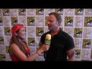 Ian Ziering Sharknado 3 @ San Diego Comic Con 2015