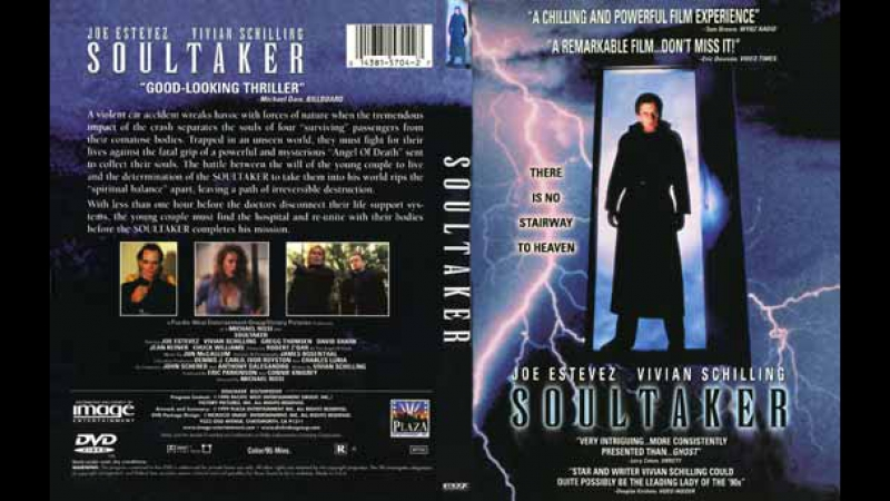 Собиратель Душ / Soultaker.1990. Перевод Юрий Живов. VHS