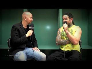 Contralona TV Interview ~ The Charismatic Enigma Jeff Hardy ᴴᴰ ✔