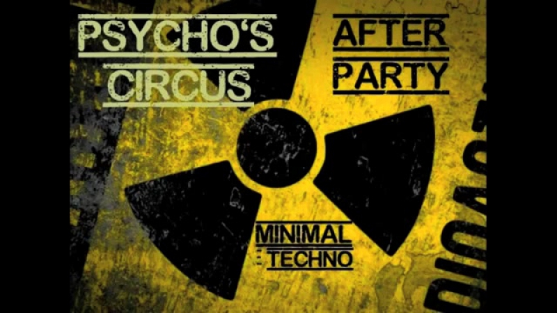 The Best Minimal-Techno, After Party, Rave Party Live Mix 2012 by. Luther Ollino