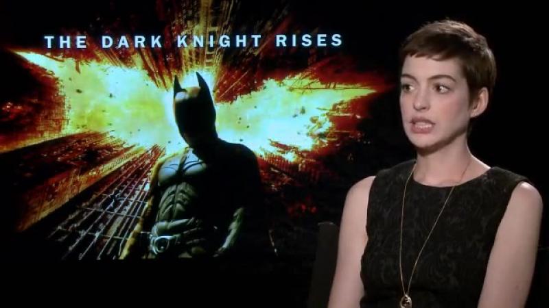 Mroczny Rycerz Powstaje Wywiad Anne Hathaway