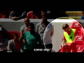 Когда немного заскучал на скамейке |Deus| vk.com/nice_football