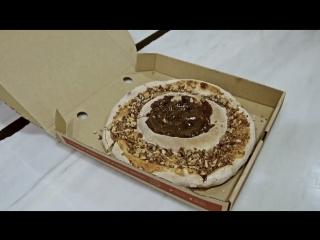 Испанцы придумали пиццу для влюблённых