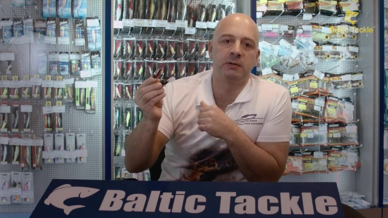 Воблер Baltic Tackle Nomi 36 F