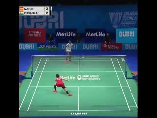 WS | Carolina Marin vs Pusarla V. Sindhu