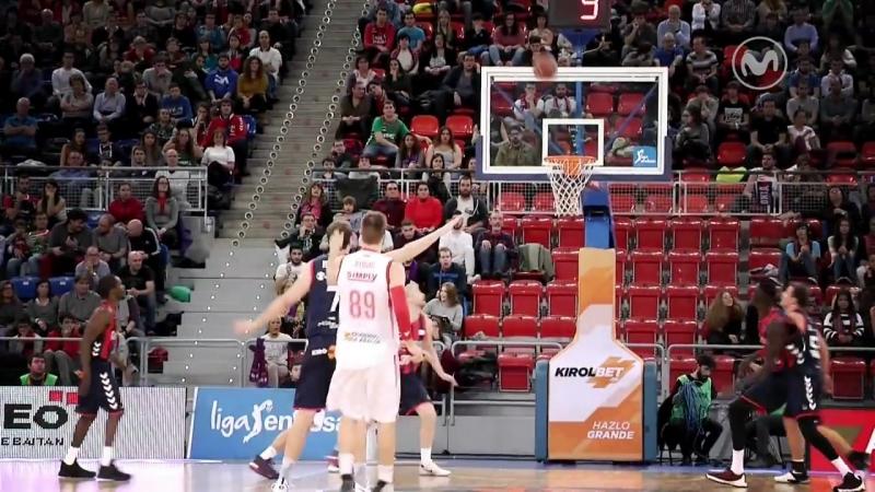 Stevan Jelovac, MVP Movistar del mes de noviembre