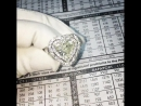 Кольцо с бриллиантом 3.55 карата J/SI2 по супер-цене