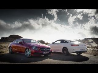 The new Mercedes-Benz E-Class Coupé