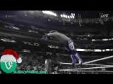 Aj Styles destroys Dean Ambrose (Vine)