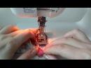 Как закончить плоский шов на распошивальной машине, чтобы не распускалась строчка