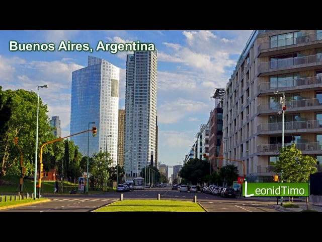 Буэнос Айрес. Аргентина. Рассказы о жизни.