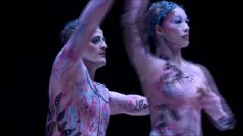 Cirque du Soleil - Zaia - Hand to hand
