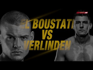 Enfusion, World Title Fight, Rematch, Ibrahim El Boustati vs Filip Verlinden