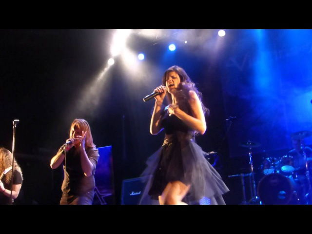 Visions Of Atlantis - New Dawn (live Masters Of Symphonic Metal Z7 Pratteln 06/12/14)