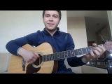 Allj(Элджей) &amp Кравц - Дисконнект (Вадим Тикот cover - гитара)