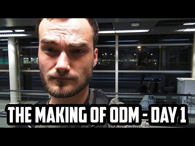 VONOX VLOG - DAY 1 THE MAKING OF - ODM