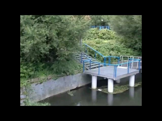 Merzeja - ekpress Kaliningrad-Elbląg-Krynica Morsка-Kaliningrad 2016