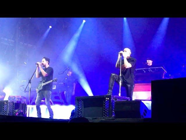 Linkin Park - Place For My Head @ live Volt Fesztivál 2017, Hungary, Sopron