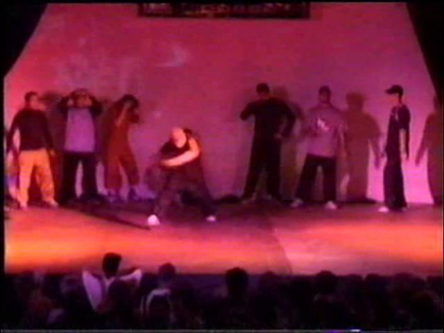 BOTY 1999 East Europe - Suicidal Lifestyle Elementary Force