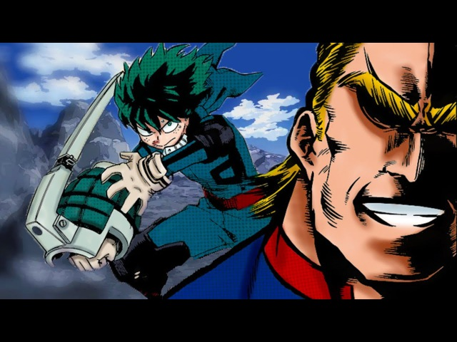 Boku No Hero Academia Season 2「AMV」 The Day