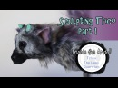 Trico - The Last Guardian poseable art doll - Part 1