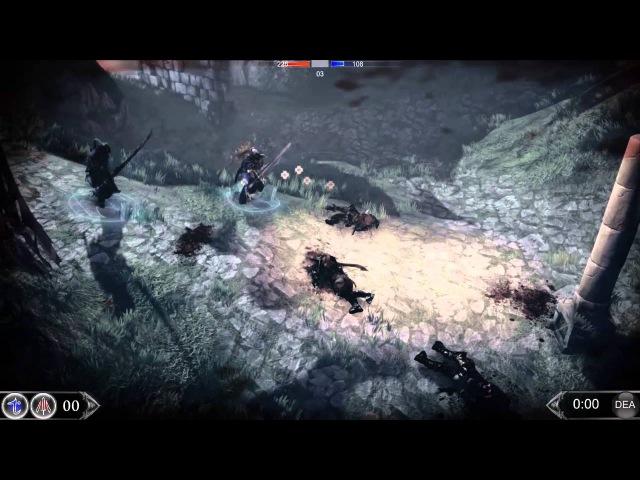 Kingdoms Rise (игровой процесс. Beta v3)