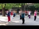 Tai Chi Chuan 24 mov en parque de China
