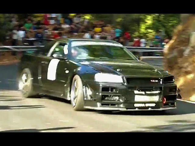 700Hp Skyline R34 Monster Hillclimb Drift Attack смотреть онлайн без регистрации