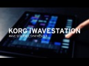 KORG iWAVESTATION | WAVE SEQUENCE SYNTHESIZER for iOS
