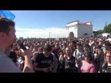 КРЫСА В КРЕМЛЕ - митинг к Омске 12.06.17.