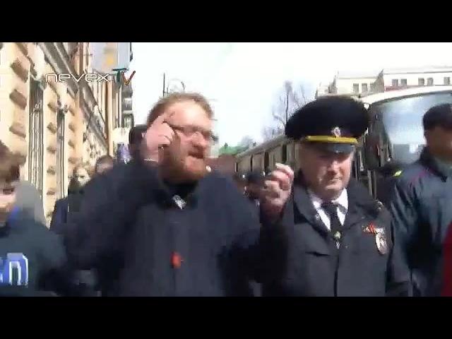 Спалился Милонов :D · coub, коуб