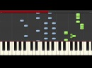 Pulcino Pio Pollito Pio piano midi tutorial sheet partitura app cover karaoke