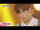 PRODUCE 101 season2 [단독/직캠] 일대일아이컨택ㅣ김종현 - 국민의 아들 ♬NEVER @콘셉트 평가 170602 EP.