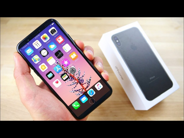 IPhone X Clone Unboxing IMI X