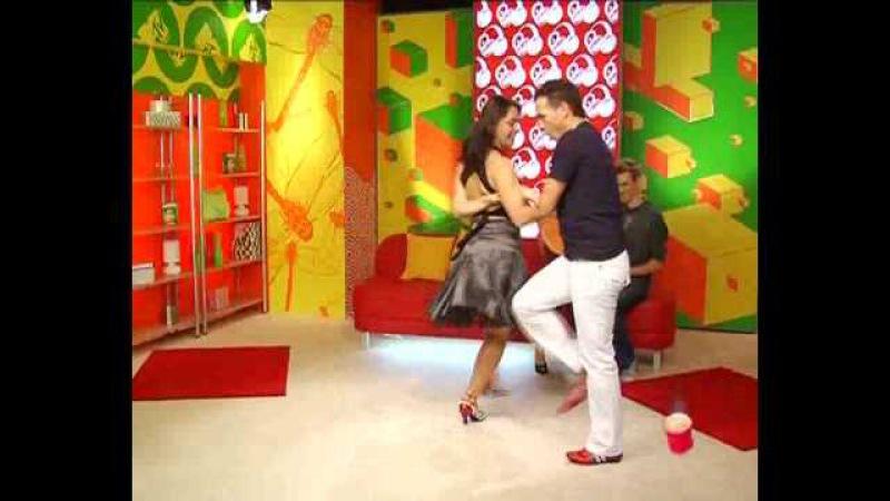 Reinaldo Powell и Юлия Ганночко на MTV (7)