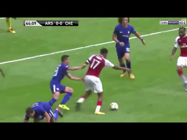 Chelsea vs Arsenal 1-1 All Goals Highlights Community Shield Cup 6 8 2017