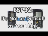 #147 Introduction into ESP32 with first tests: PWM, Servo, Web, Touch Sensors (Tutorial)