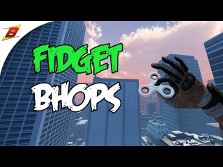 Fidget Spinner Bhops (CSGO Frag Video)