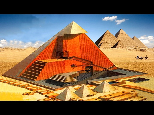 Discovery Взрывая историю Тайны Великой пирамиды 2016
