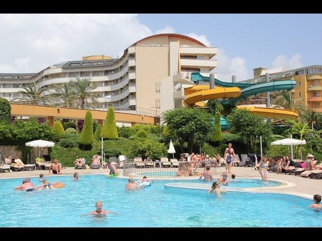 ALAIYE RESORT SPA HOTEL, TURKEY