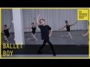 Boy Ballet Dancer   Philadelphia Dance Center 60 Second Docs