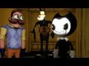 FNAF SFM ANIMATRONICS vs BORIS vs Bendy Animation Compilation FNAF Animated