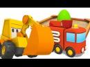 Развивающие мультики Экскаватор Мася и Пожарная машина