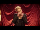 Jennifer Lawrence miming