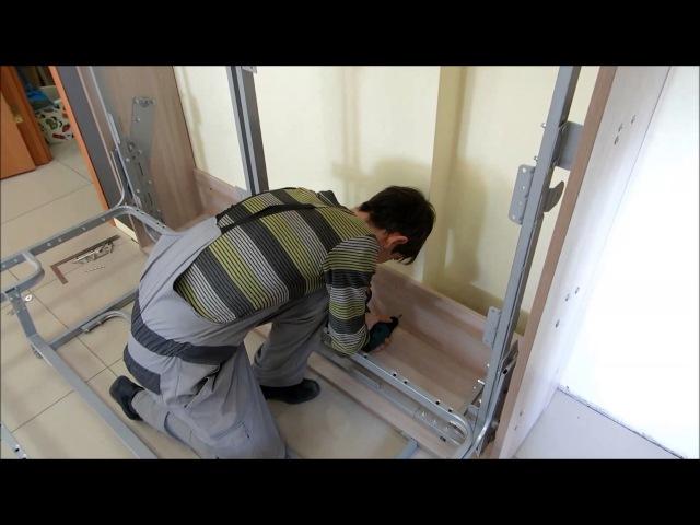 Шкаф кровать диван от Мебель трансформер Екатеринбург (полная версия).